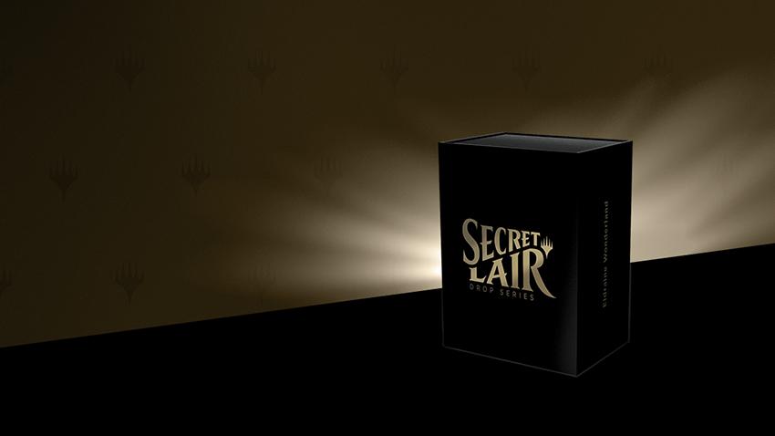 Contents of MTG Secret Lair Unveiled