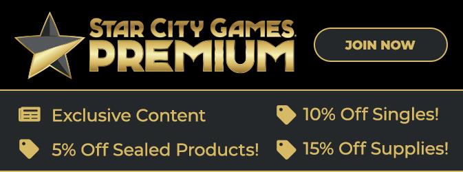 Star City Games Premium