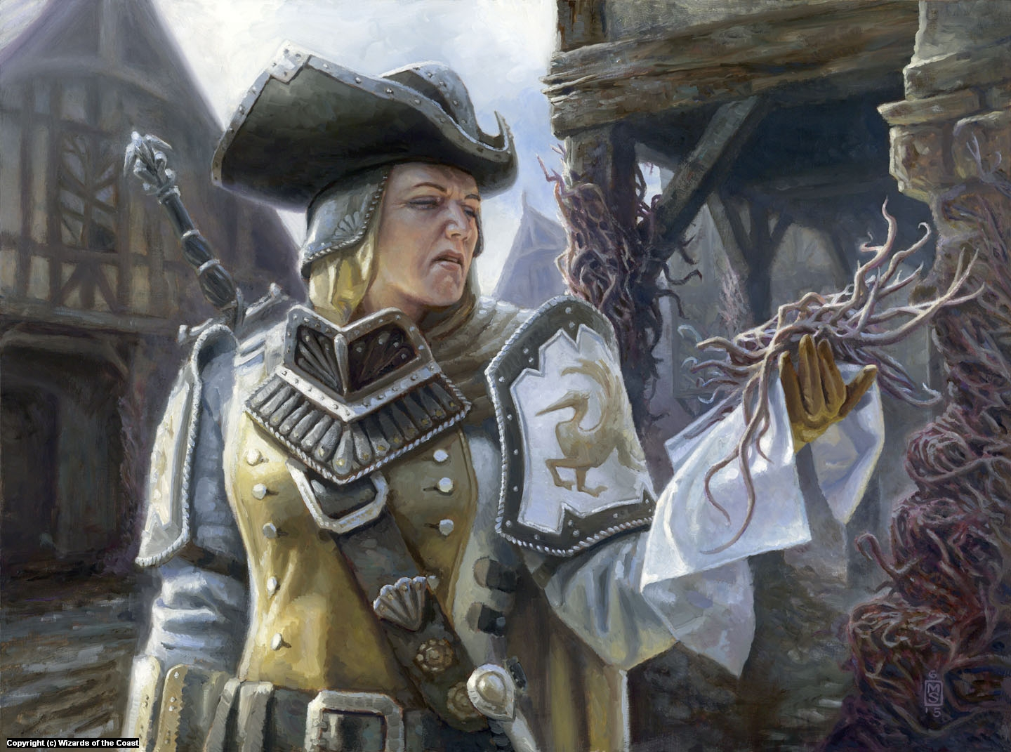 The 540: Top 5 Innistrad Cards For Cube