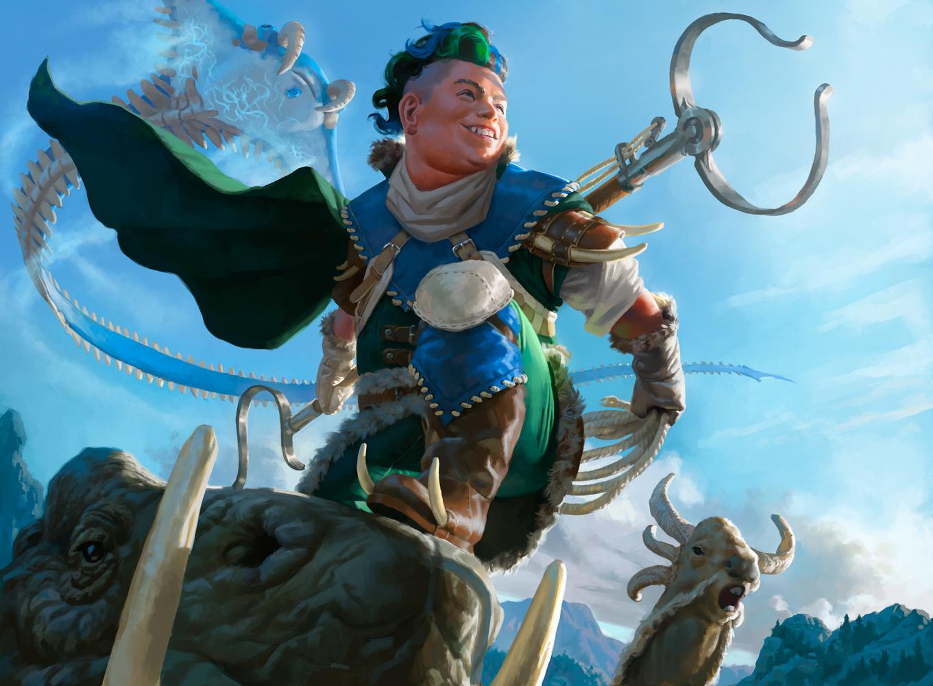 Ikoria: Lair Of Behemoths Financial Set Review, Part 3