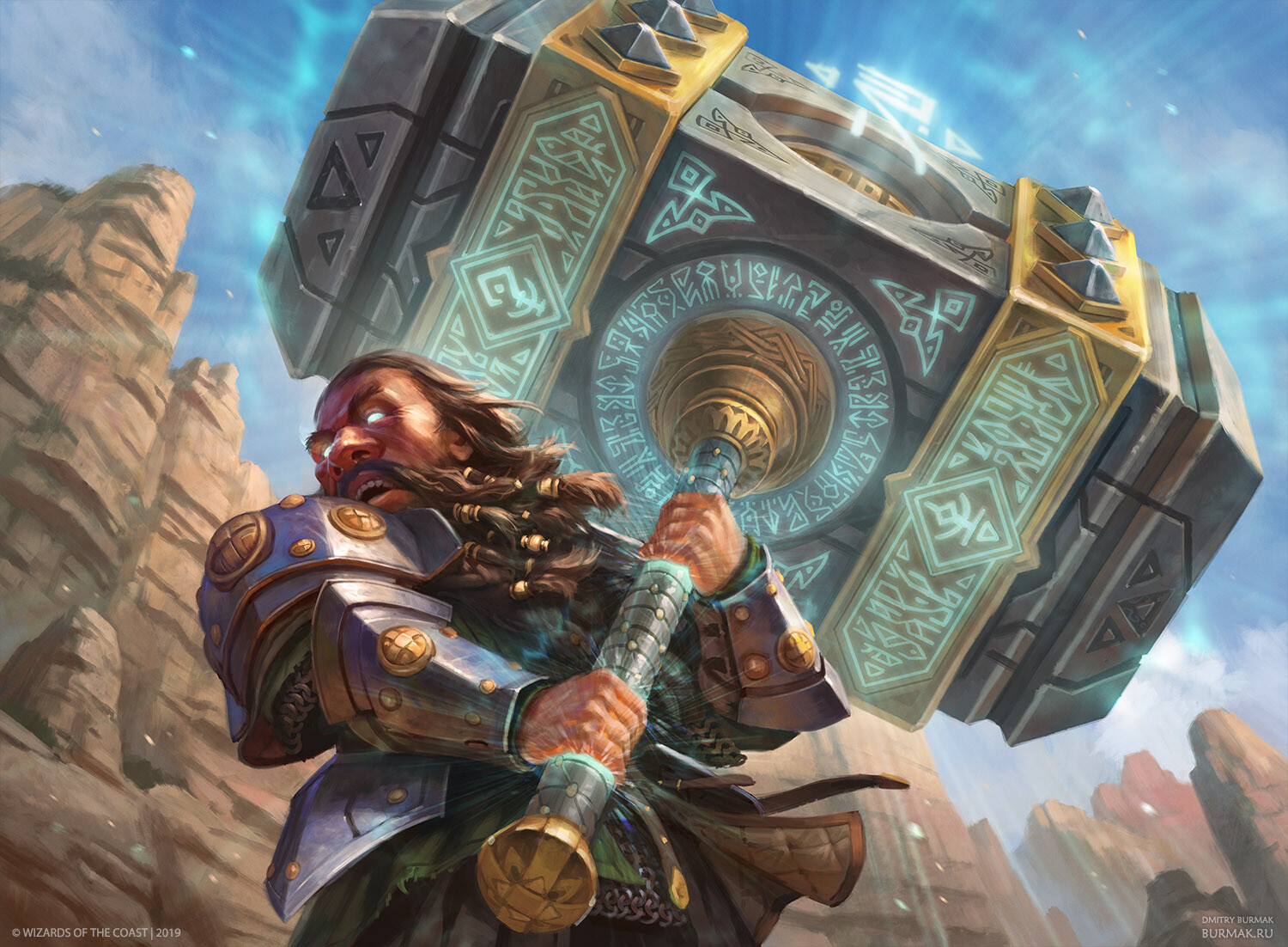 Dominaria's Judgment: It's Hammer Time!