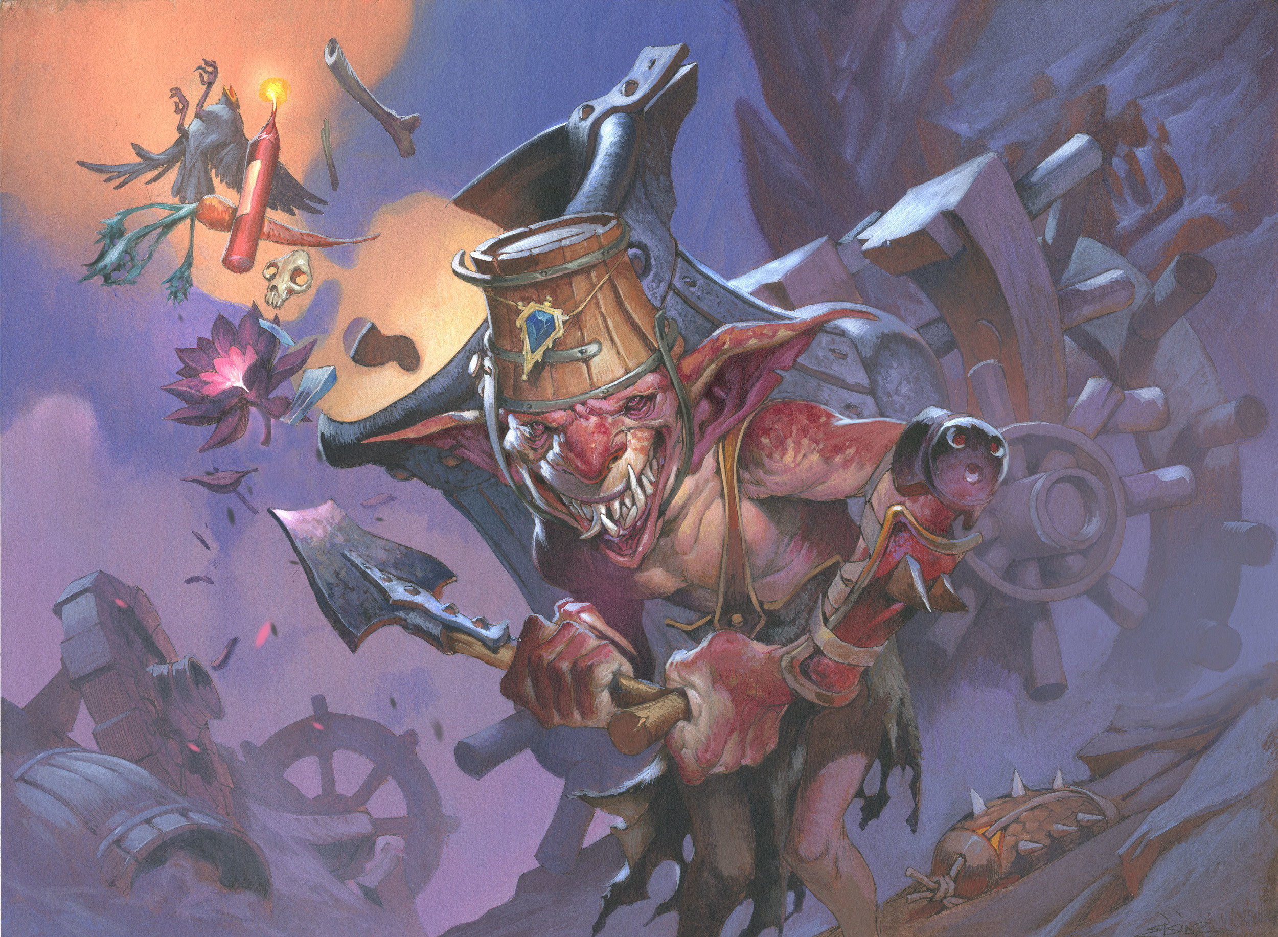 Goblin Charbelcher Is Back And Bringing The Heat In Modern