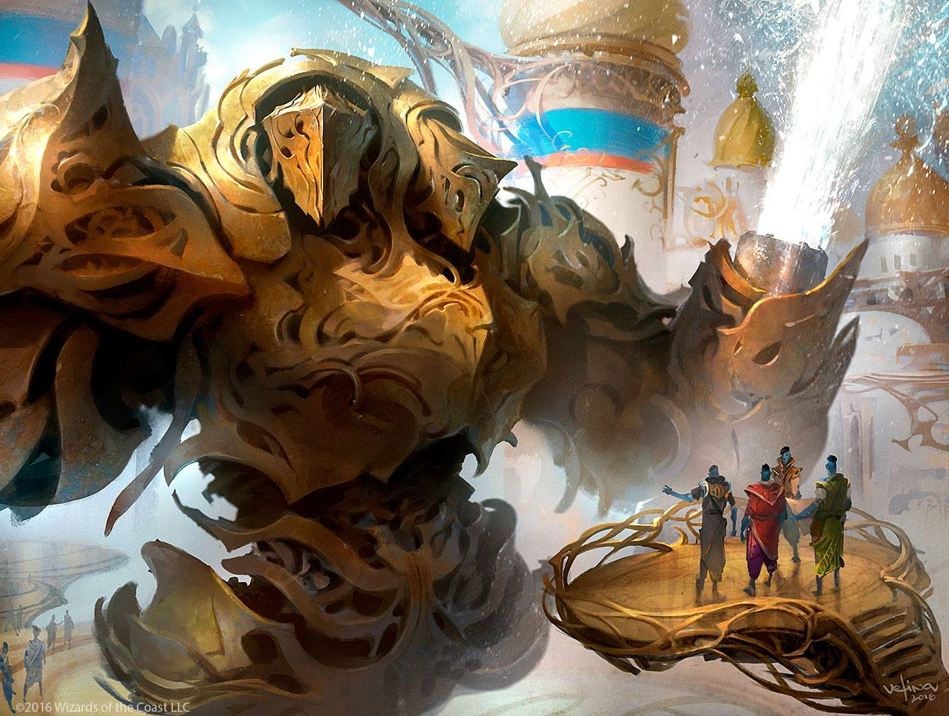 Can Anything Stop Jeskai Control In This Weekend's Historic Arena Open?