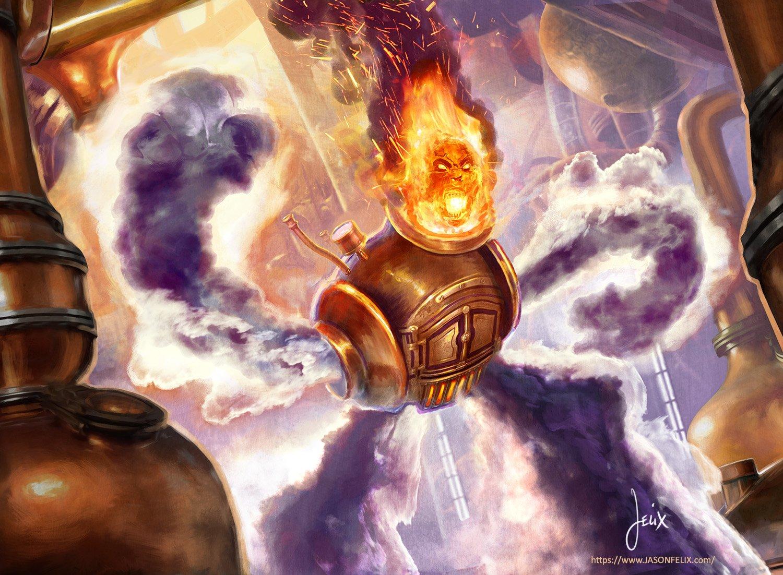 Runaway While You Steam-Kin: Bringing Underworld Breach To Historic