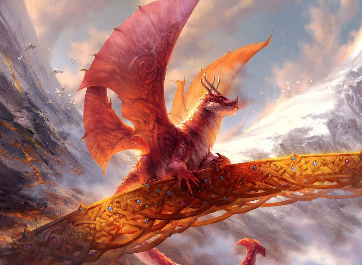 Is Izzet Dragons Now The Deck To Beat In Innistrad: Midnight Hunt Standard?