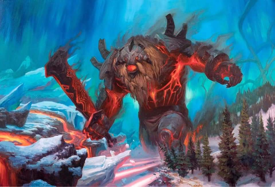 Quakebringer And The Potential Of Giants In Kaldheim Standard