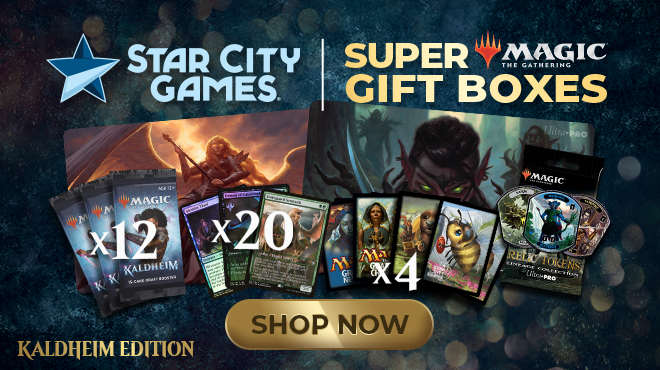 Star City Games Super Gift Boxes Shop Now Spotlight