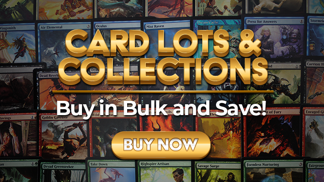 Card Lots & Collections Buy Now Spotlight