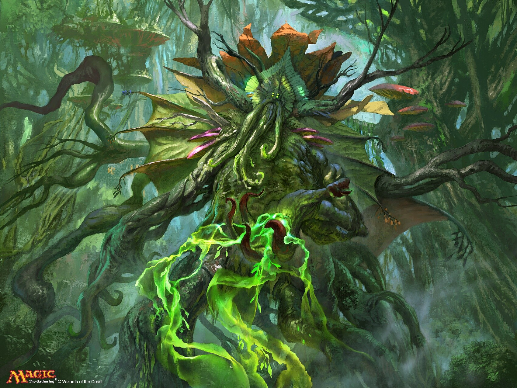 Mono-Green Aggro Is The Deck To Beat In Standard 2022