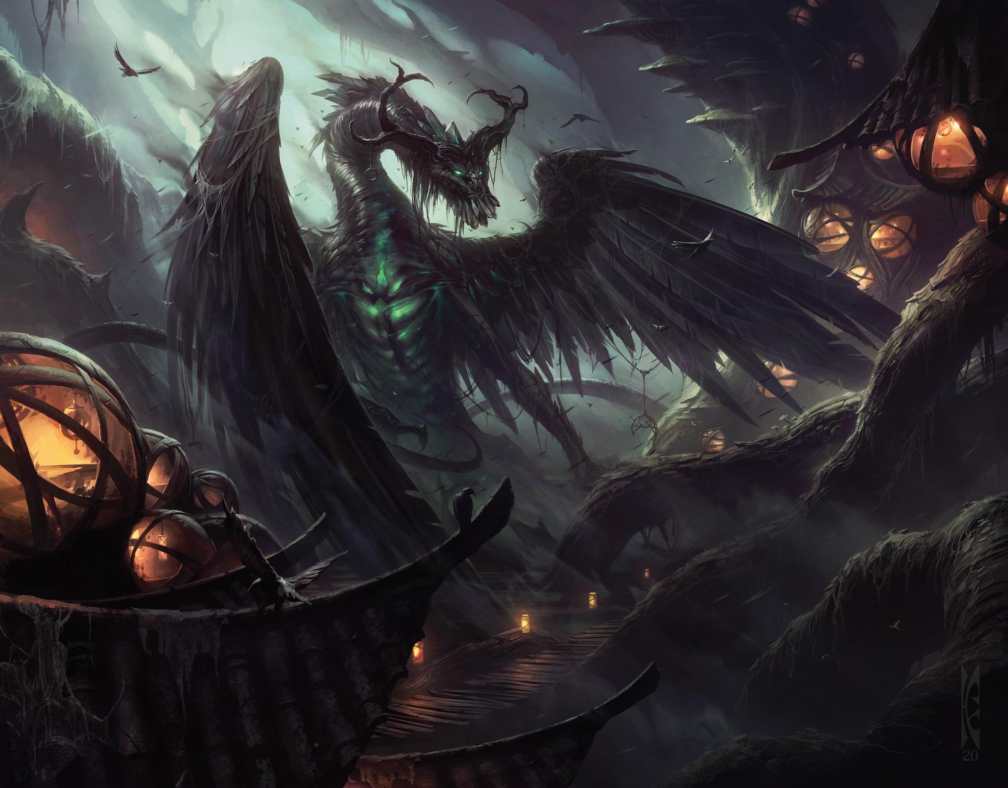 Exploring The Elder Dragons Of Strixhaven In Commander