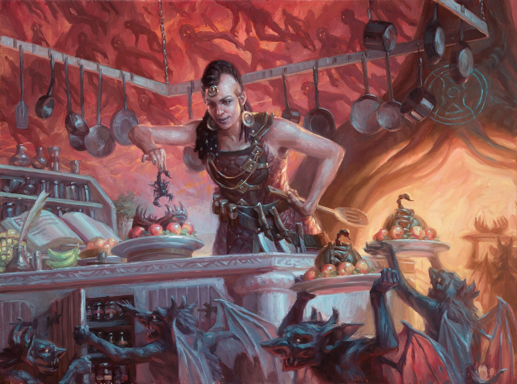 Dominaria's Judgment: Welcome To Hell's Kitchen
