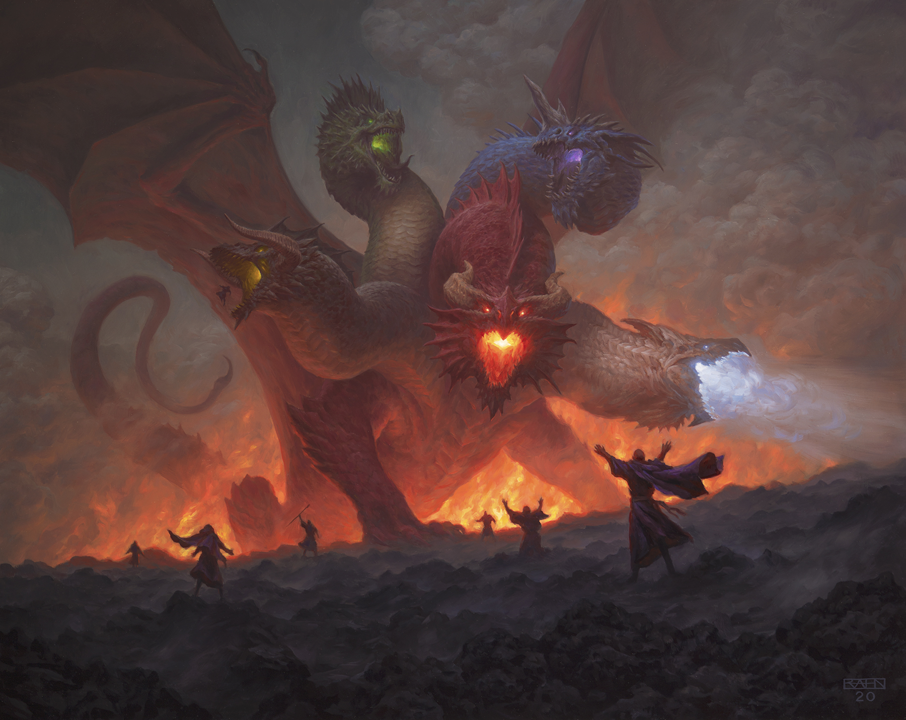 First Looks: All The Legends In Adventures In The Forgotten Realms For Commander