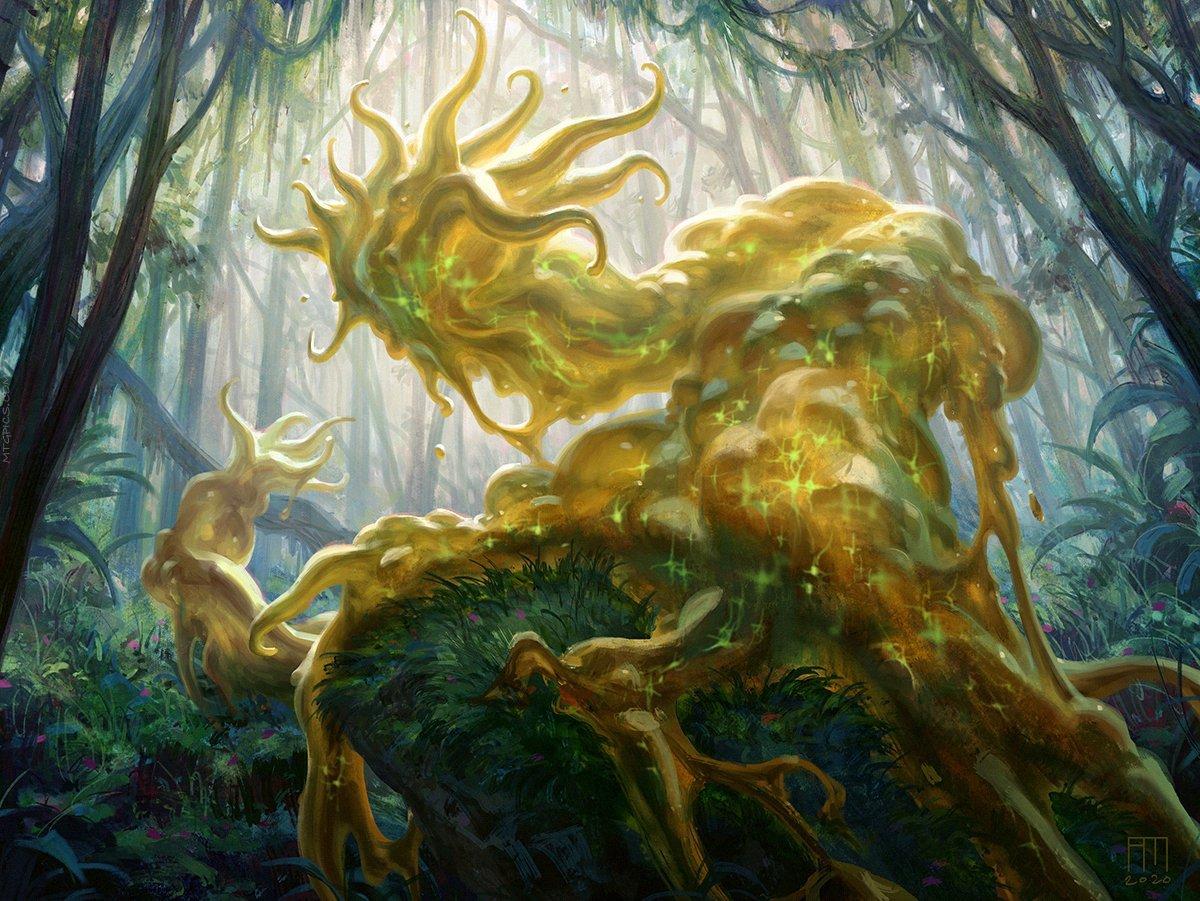 Commander Deep Dive: Aeve, Progenitor Ooze