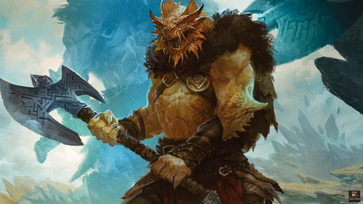 Adventures In The Forgotten Realms Commander Deck Front-Facing Legends Revealed