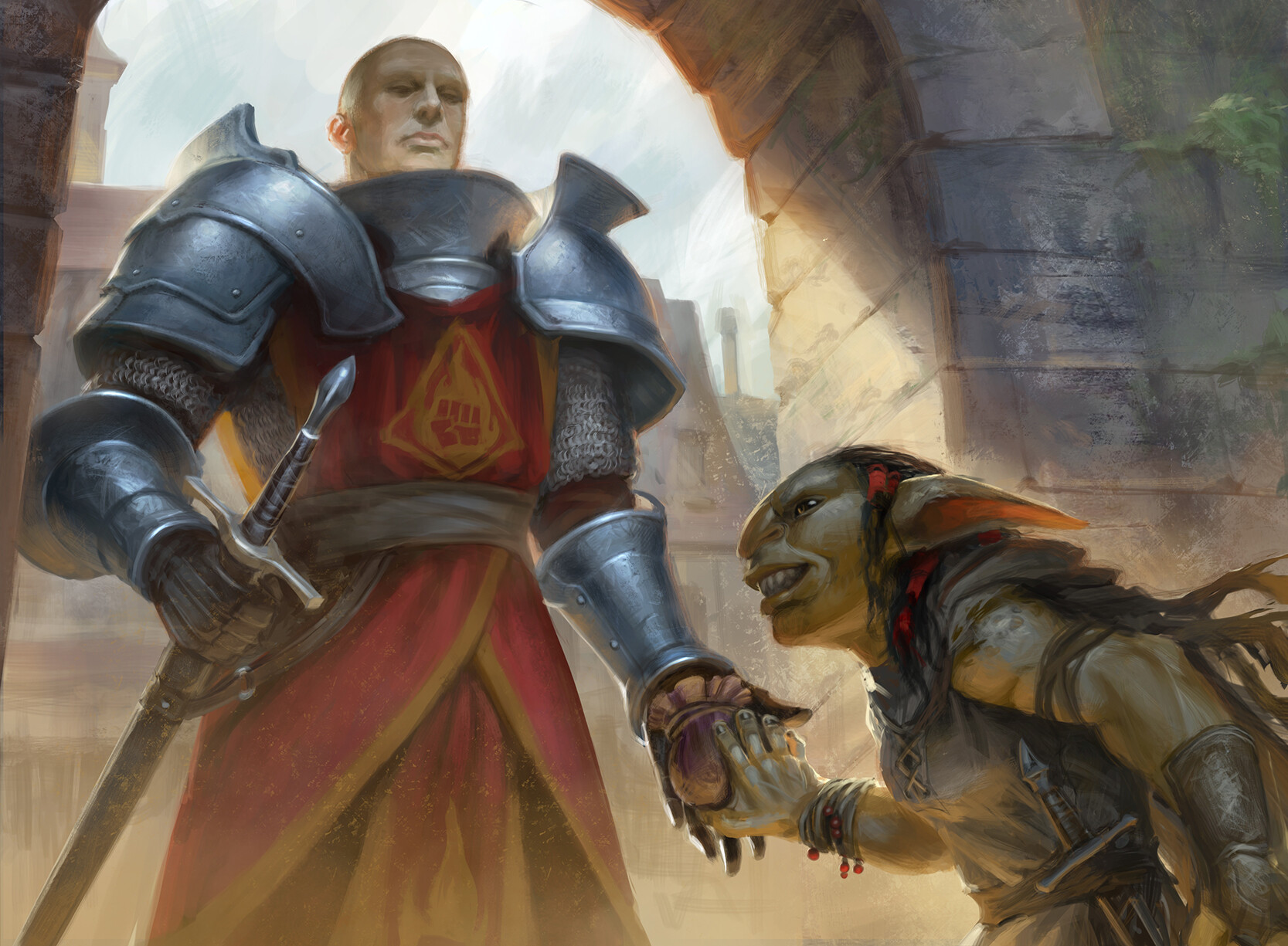 How You Can Go From Bronze To Mythic With $5 In Adventures In The Forgotten Realms Quick Draft