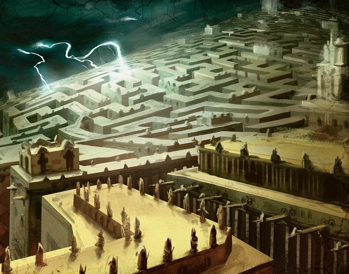Recurring Insight: Maze Of Ith