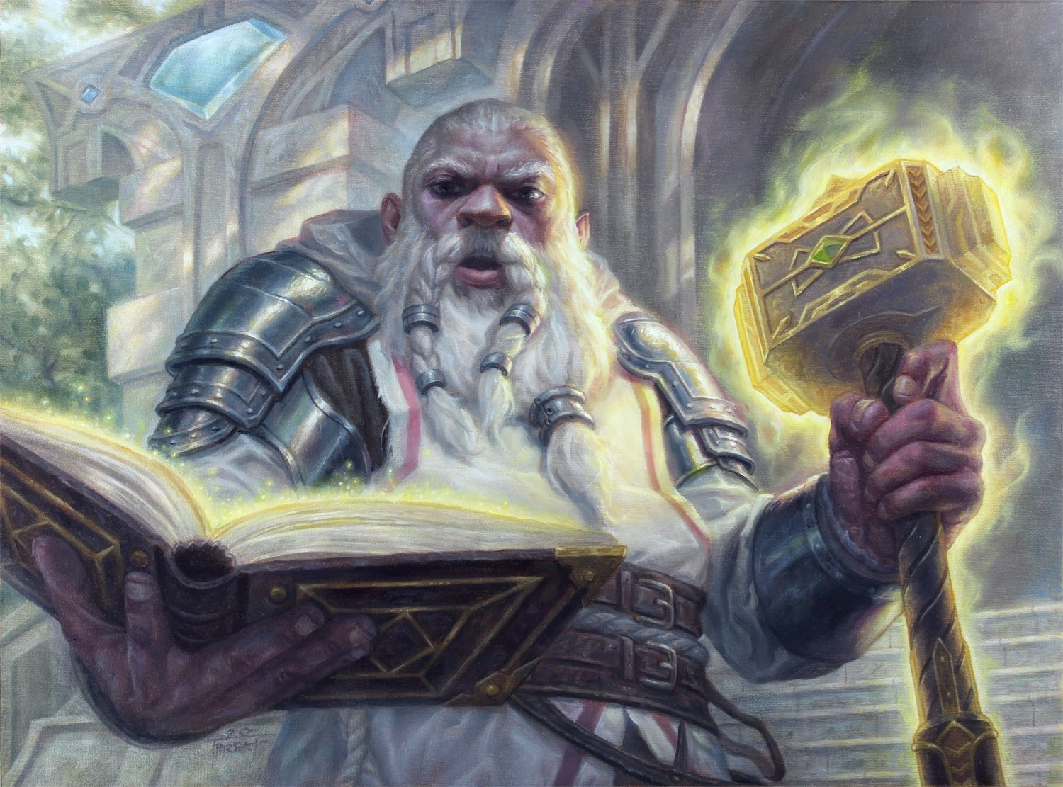 Advetures In The Forgotten Realms Limited Review: White