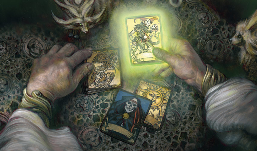 Adventures In The Forgotten Realms Introduces Deck Of Many Things To Magic
