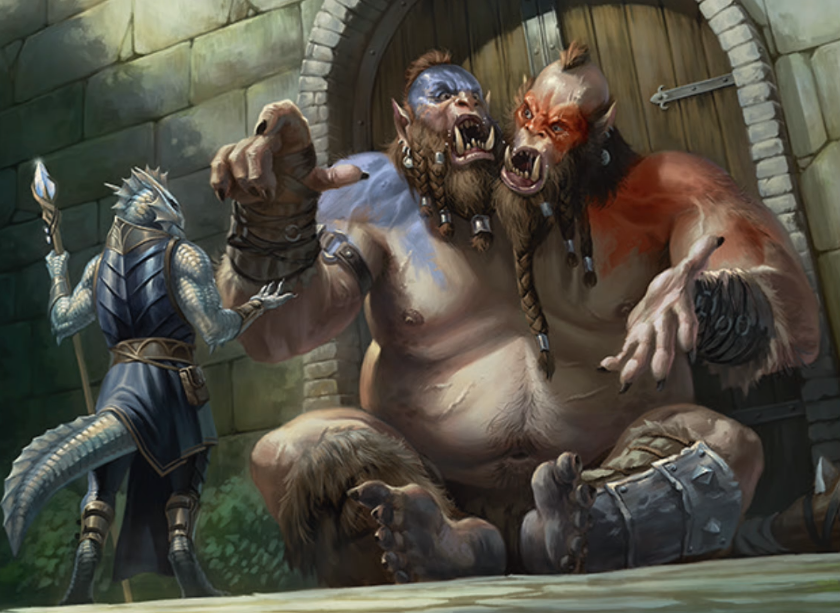 Weekly MTG Previews Six Cards From Adventures In The Forgotten Realms