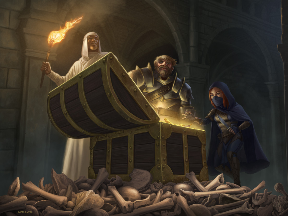 Good Morning Magic Dives Deeper Into Die Rolling In MTG