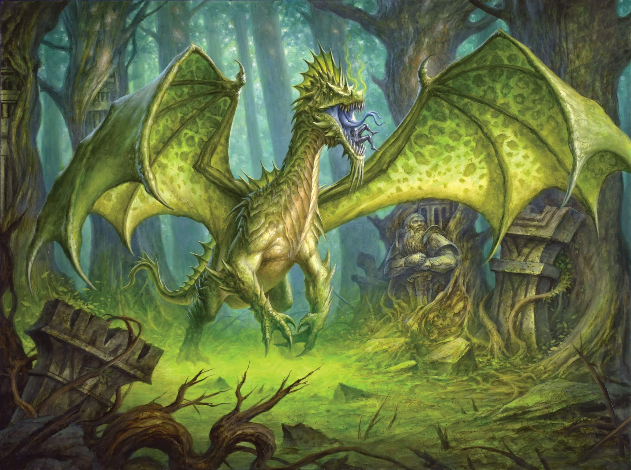 Adventures In The Forgotten Realms Hits Magic Online Today