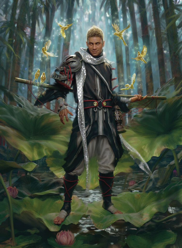 Grand Master of Flowers Is White's Next Great Four-Mana Planeswalker