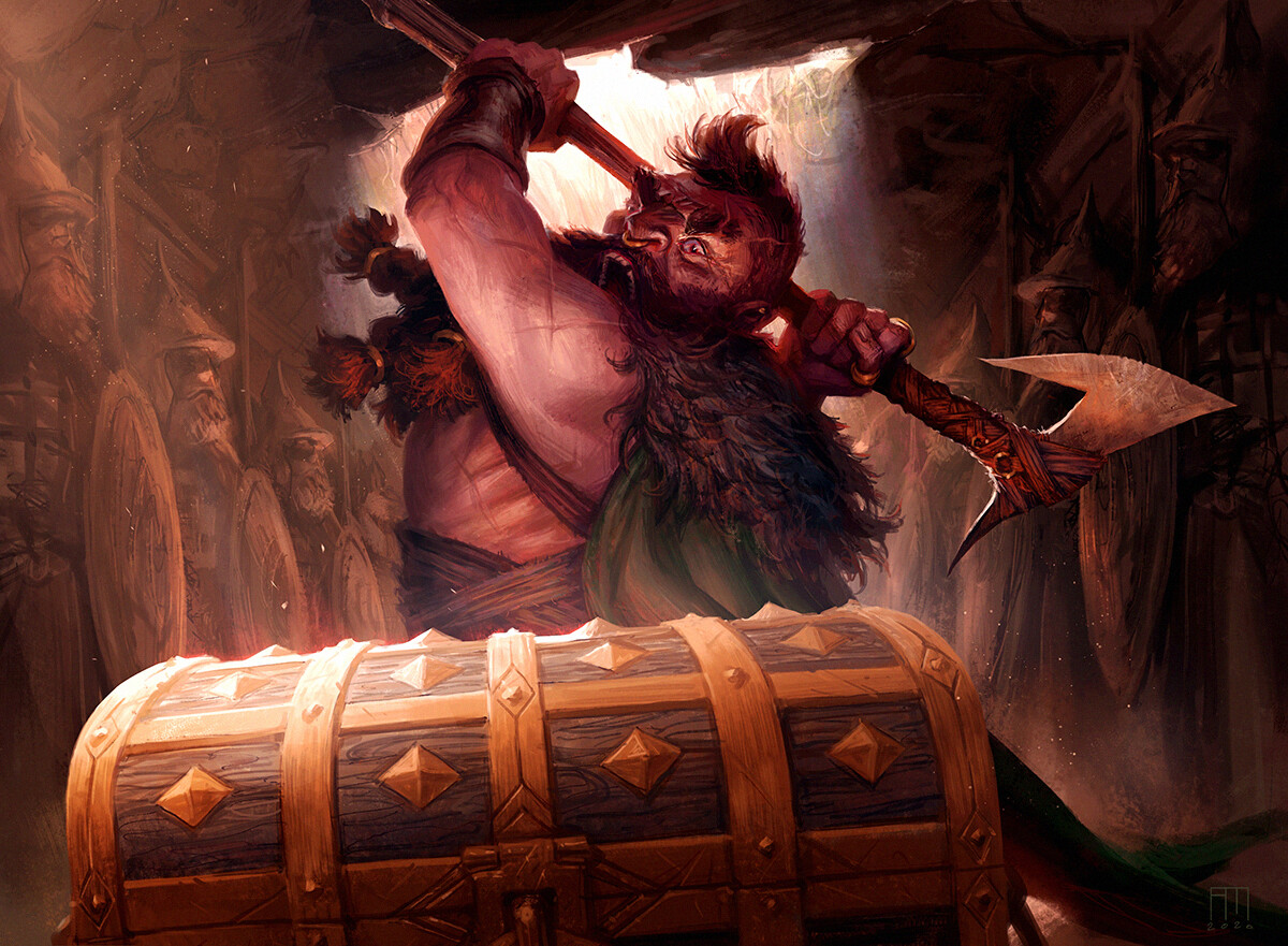 Adventures In The Forgotten Realms Limited Review: Red