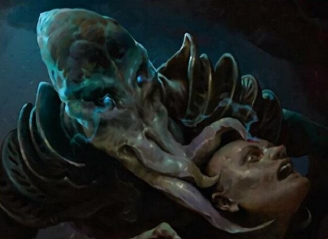 Commander Deep Dive: Grazilaxx, Illithid Scholar