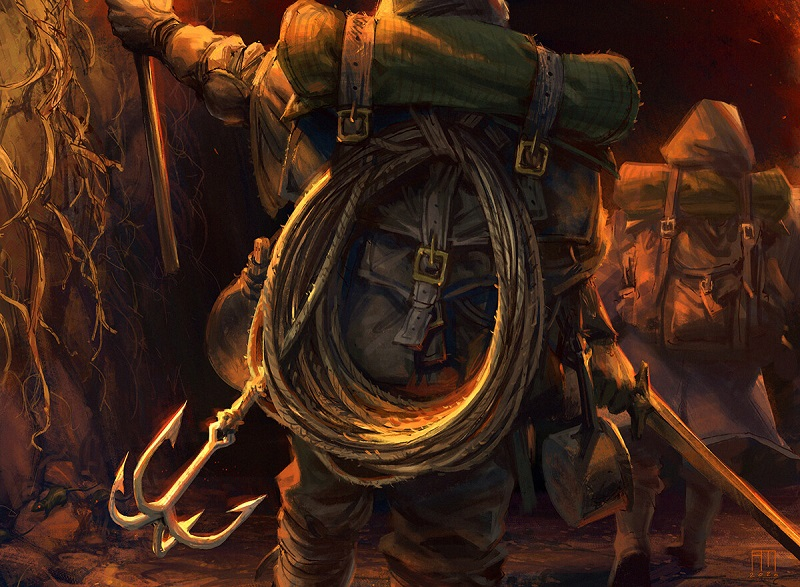 First Looks: Into The Dungeon With Adventures In The Forgotten Realms