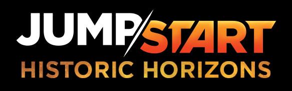 WotC Reveals Full Schedule For Jumpstart: Historic Horizons Previews