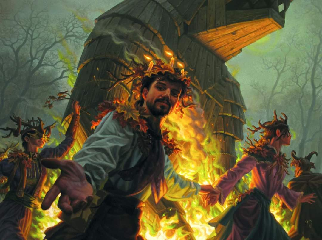 Hunting Humans For Modern In Innistrad: Midnight Hunt