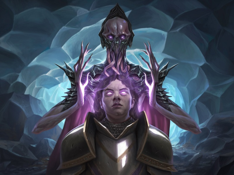 Can Blue Really Win In AFR Draft On MTG Arena?