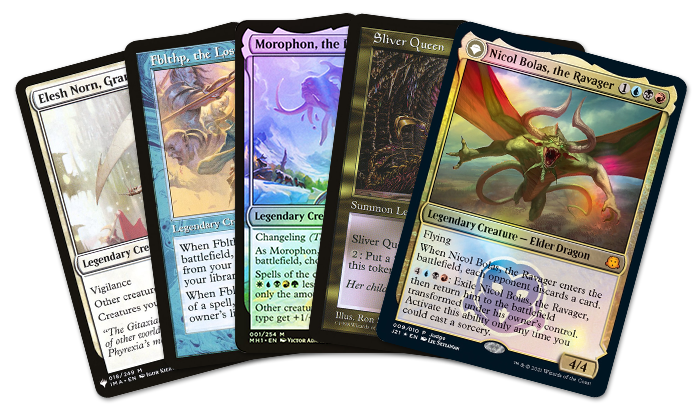 Save 10% On All Magic: The Gathering Legendary Creatures!