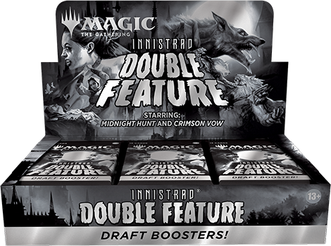Release Dates For MTG's Innistrad: Double Feature And Commander Collection: Black Revealed