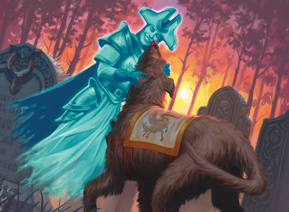 Prepare For Standard Rotation And Release Of Innistrad: Midnight Hunt On MTG Arena