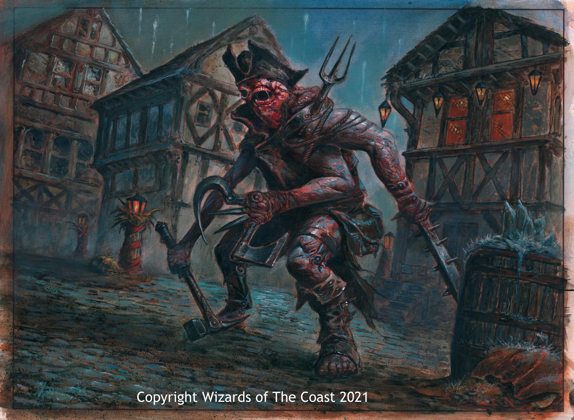 What's The Top Common In Innistrad: Midnight Hunt Limited?