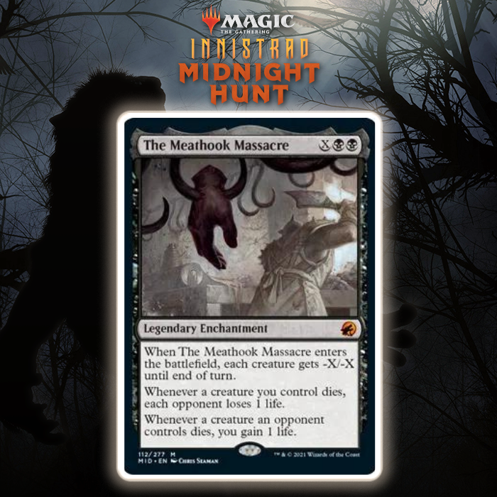 Polygon Unveils The Meathook Massacre, Memory Deluge From Innistrad: Midnight Hunt