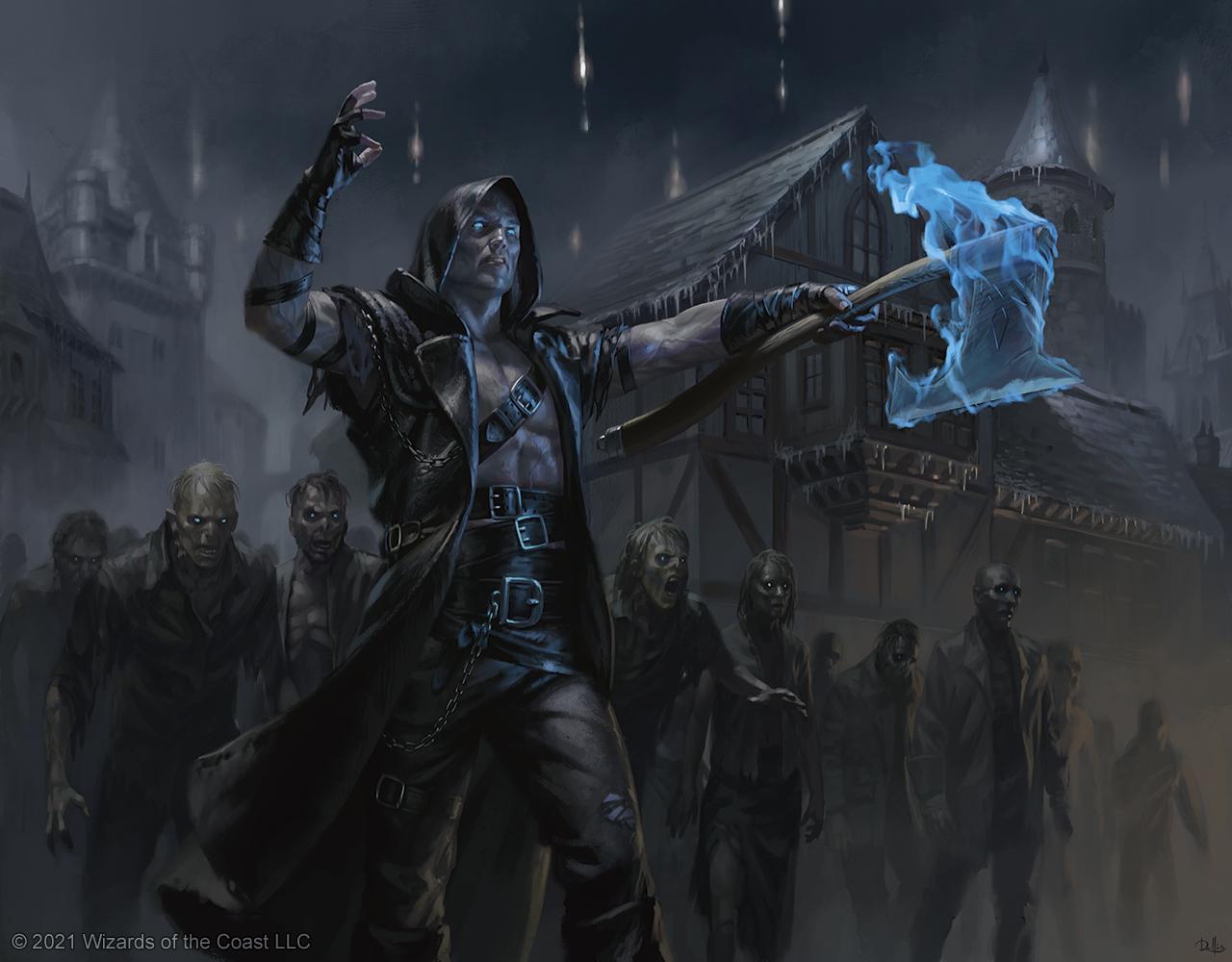 Commander Deep Dive: Wilhelt, The Rotcleaver