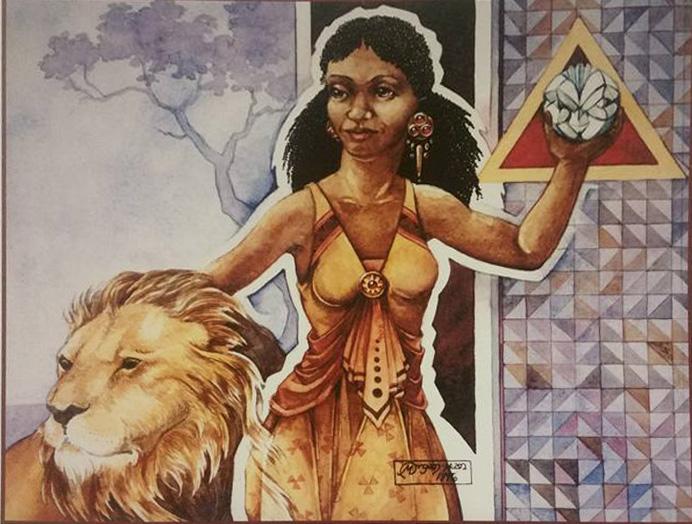 Recurring Insight: Lion's Eye Diamond