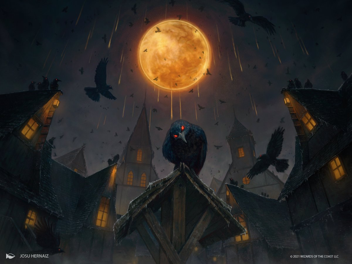 How To Draft Azorius In Innistrad: Midnight Hunt Limited