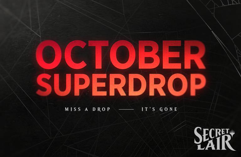 Weekly MTG Reveals Contents Of October Secret Lair Superdrop